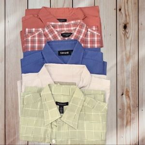 Other - 🇺🇸BUNDLE OF MENS SHIRTS